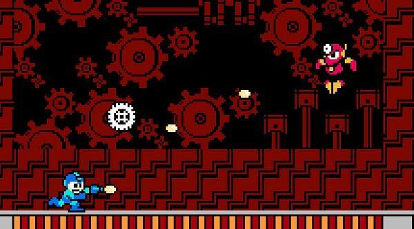 Mega Man 2 Metal Man 6fdce