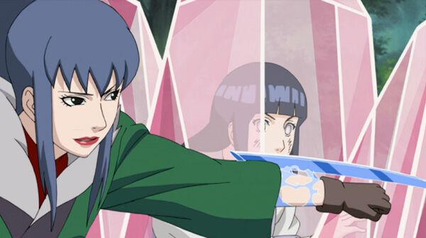 Daftar Lengkap Ninja Wanita Di Naruto 11