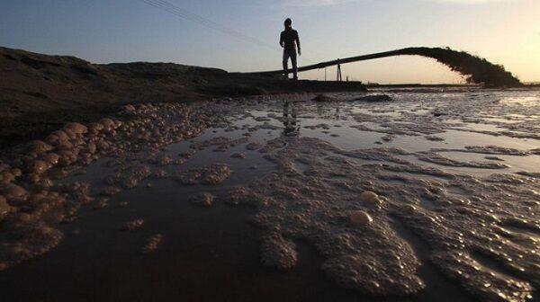 Danau Racun di Mongolia
