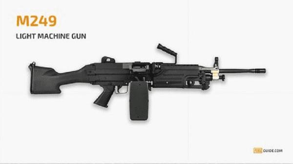 Machine Gun Ec2f3
