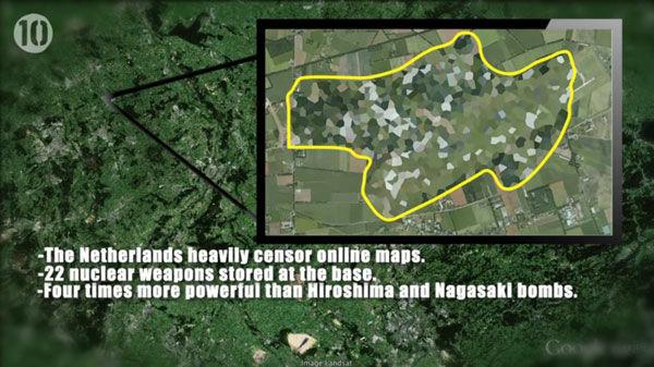 10 Tempat Yang Disembunyikan Google Earth 6