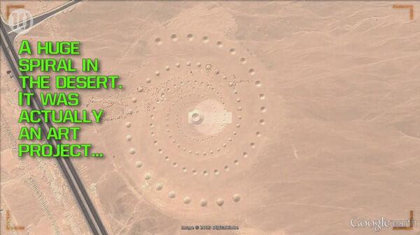 10 Tempat Misterius Yang Bisa Kamu Temukan Di Google Earth Bagian 2 6