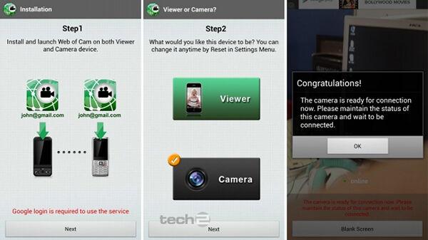 menjadikan smartphone Android sebagai CCTV 1