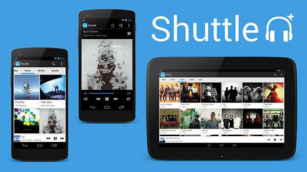 Aplikasi Pemutar Musik Terbaik Android 3