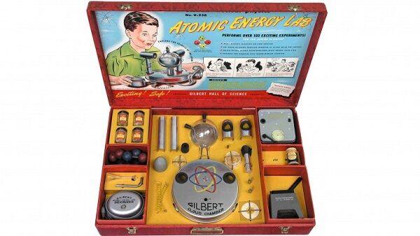 The Gilbert Atomic Energy Lab