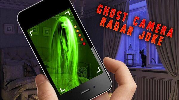 Aplikasi Android Pendeteksi Hantu 2