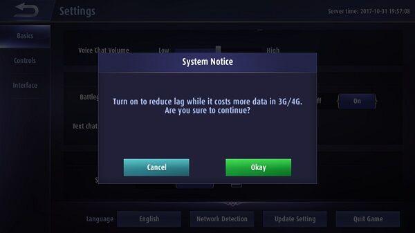 Cheat Mobile Legends Naik Level 3