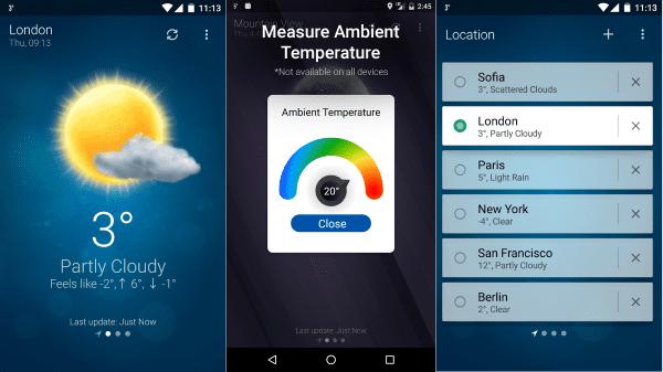 Weather Aplikasi Cuaca Terbaik 1