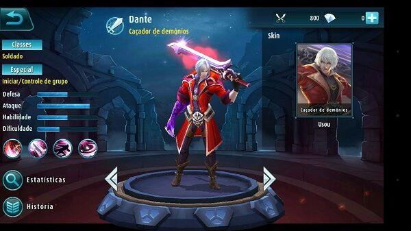 Dante Ee354
