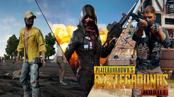 Pubg Mobile Player Unknown Battleground 1 3501c