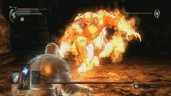 Flamelurker Demons Souls F3973