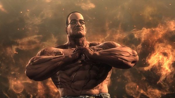Senator Armstrong Metal Gear Rising Revengeance 8b9fe