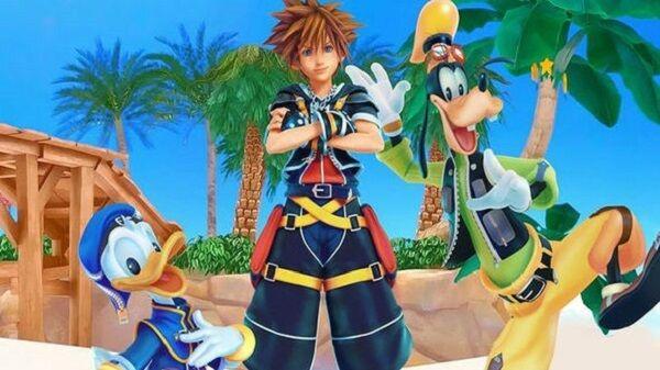 Kingdom Hearts 74160