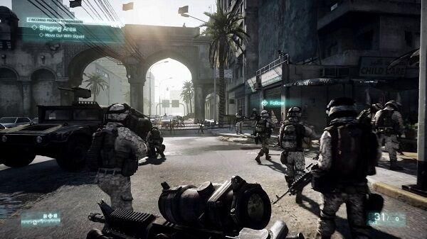 Battlefield 3 0d13b