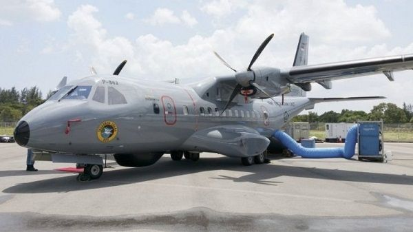Pesawat CN 235 MPA B8a49