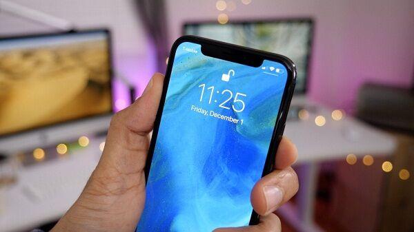 Keamanan Tinggi Pada IPhone X 9f91b