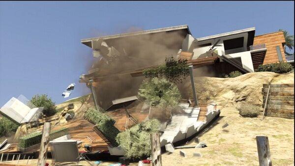 Menghancurkan Gedung 61cd7