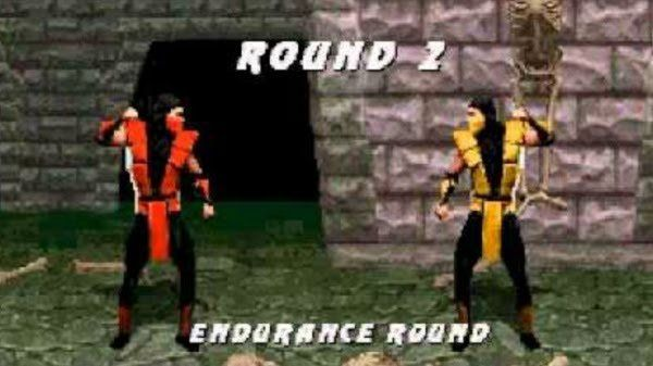 Medium Hidden Characters Mortal Kombat 1992 71f61