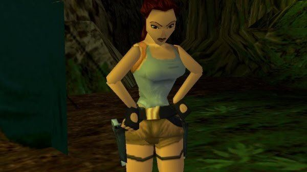 Medium Nude Raider Tomb Raider 1996 F5680