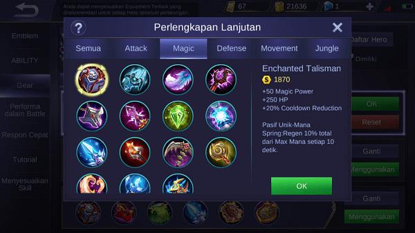 Enchanted Talisman 2f5c7