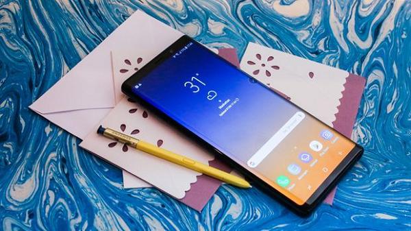 Samsung Galaxy Note 9 4d0e4