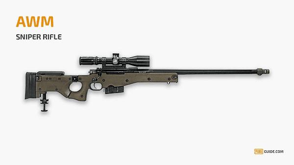 Sniper Riffle Bb899