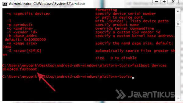 Cara Unlock Bootloader Oneplus One 4