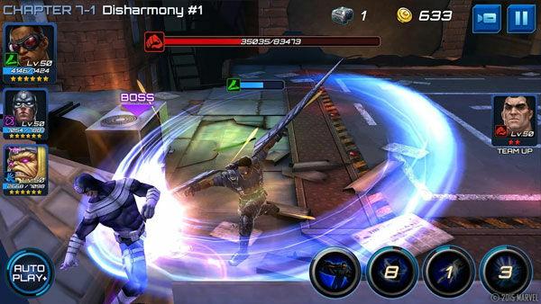 Mainkan Superhero Marvel Favorit Kamu Langsung Di Android 1