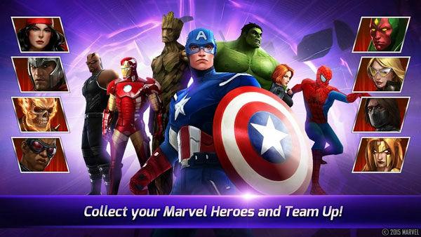 Mainkan Superhero Marvel Favorit Kamu Langsung Di Android 2