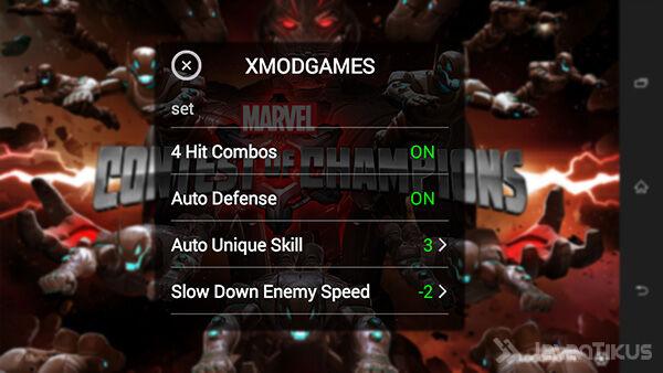 Xmod Champions 3