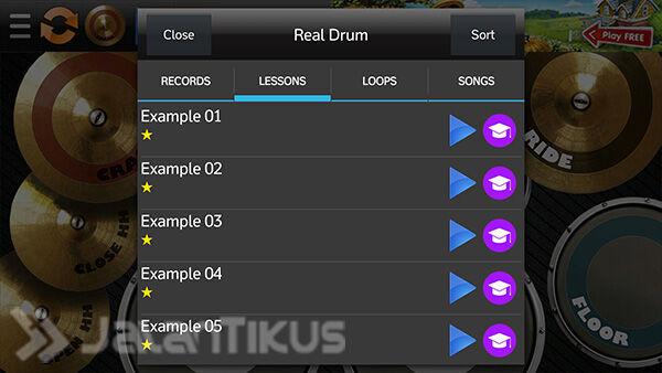 Cara Pakai Real Drum 4