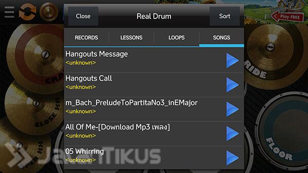 Cara Pakai Real Drum 5