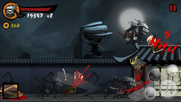 Game Ninja Android Terbaik 2