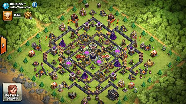 Clash Of Clans Vs Line Lets Get Rich 5