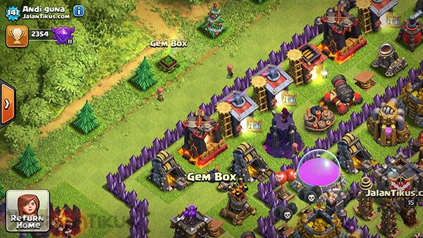 Clash Of Clans Vs Line Lets Get Rich 7