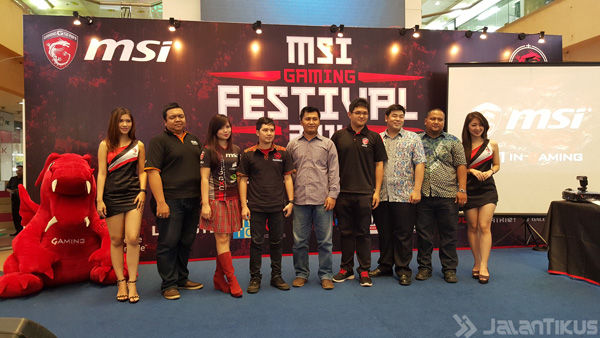 Msi Gaming Festival 2016 1