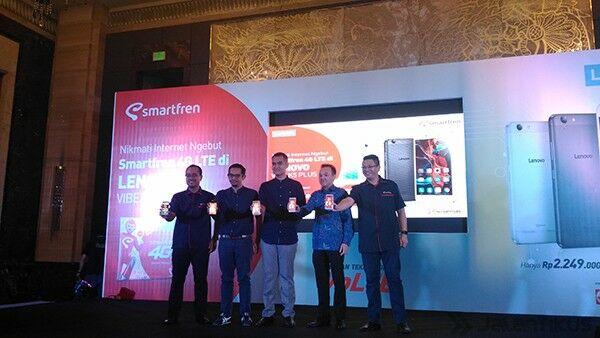 Lenoov Vibe K5 Plus Smartfren 1