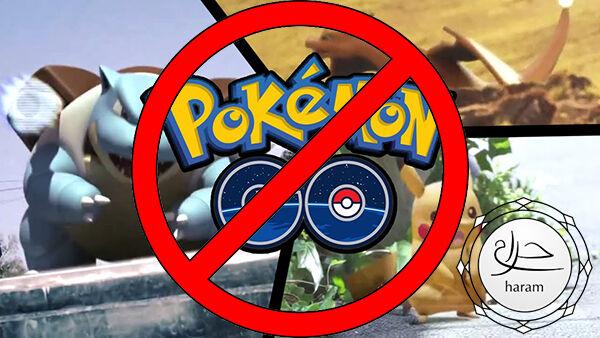 Pokemon Go Haram 2