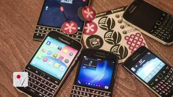 Blackberry Berhenti Membuat Smartphone 1