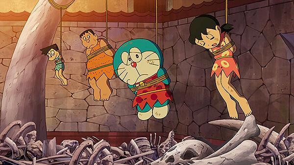 Doraemon Captured