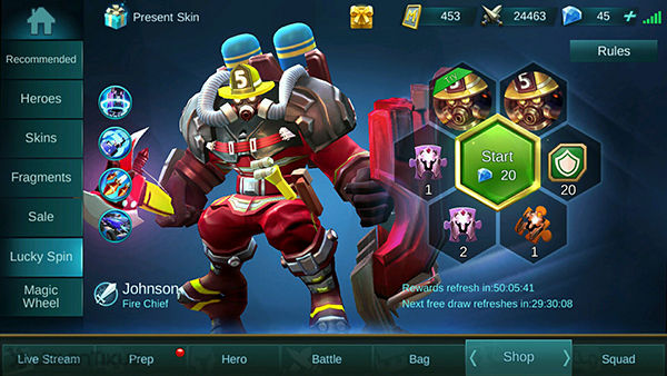 Skin Gratis Mobile Legends 1