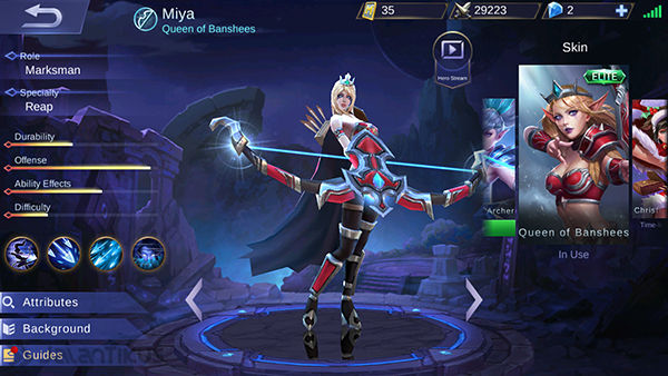 Hero Marksman Mobile Legends 5