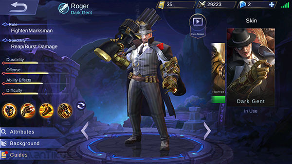 Hero Marksman Mobile Legends 7