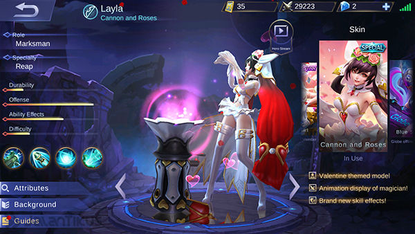 Hero Marksman Mobile Legends 9