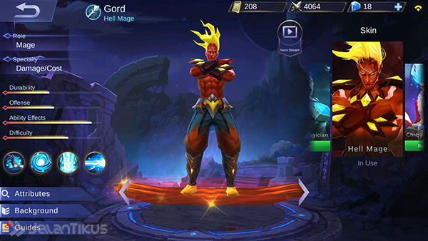 Guide Gord Mobile Legends 2