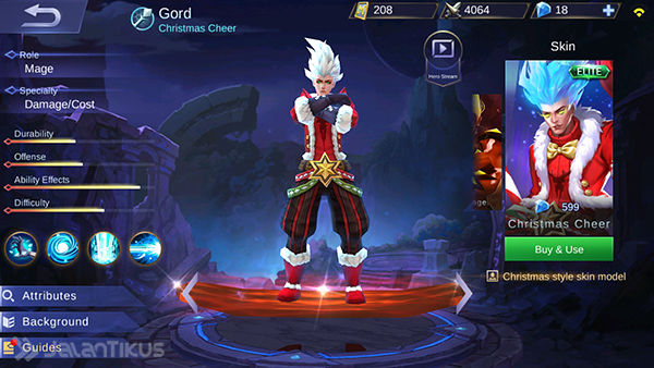 Guide Gord Mobile Legends 3