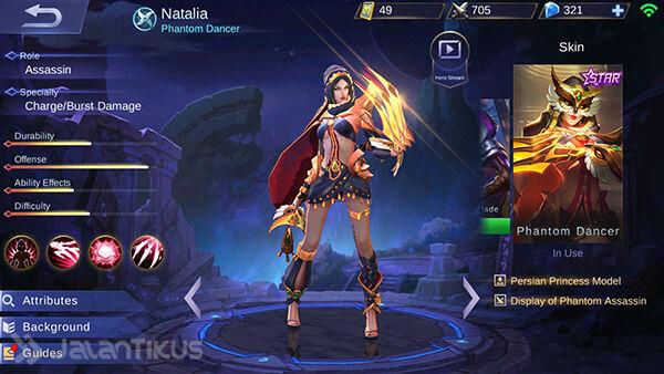 Hero Assassin Mobile Legends 3