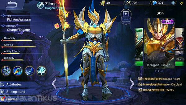 Hero Assassin Mobile Legends 6