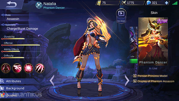 Guide Natalia Mobile Legends 2