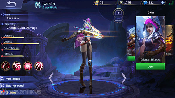 Guide Natalia Mobile Legends 3